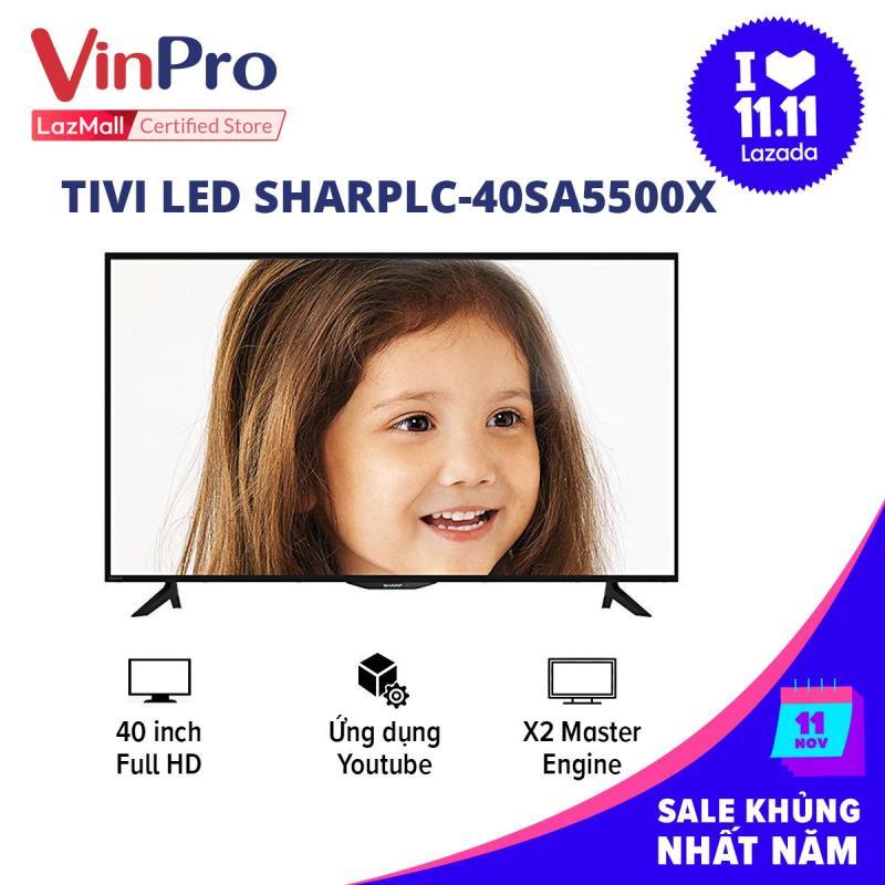 Bảng giá TIVI LED SHARPLC-40SA5500X