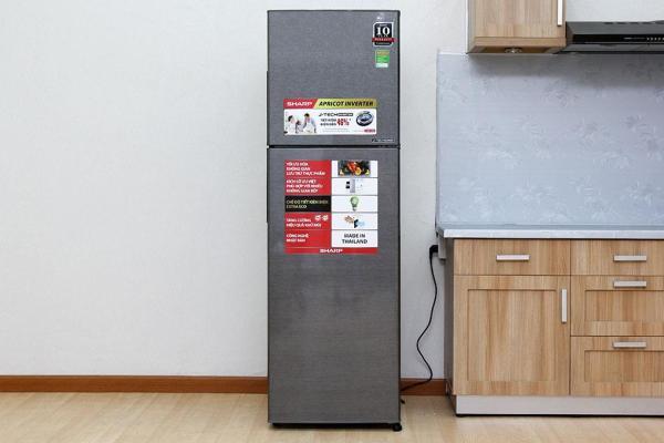 Bảng giá Tủ lạnh Sharp Inverter 241 lít SJ-X251EDS Điện máy Pico