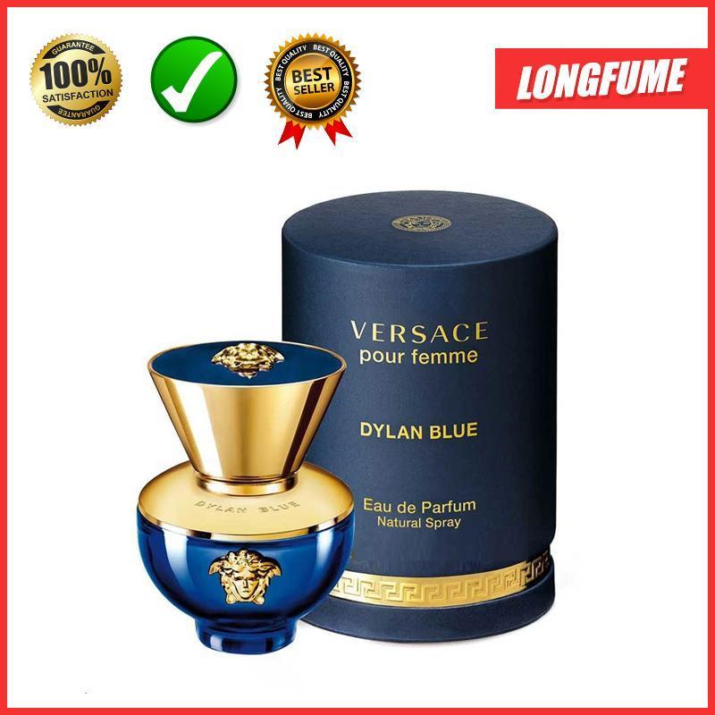 Nước hoa nữ Versace Dylan Blue - 100ml EDP