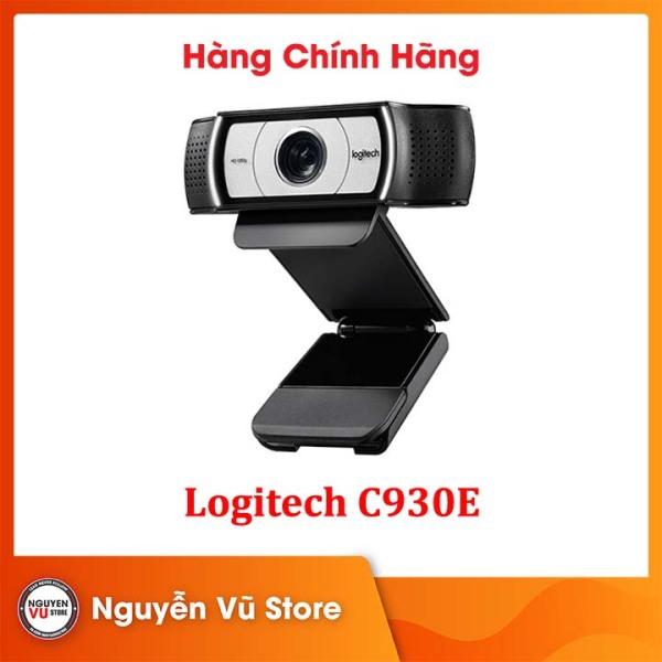 Bảng giá Webcam Logitech C930E HD (Đen) - Hàng Chính Hãng Phong Vũ