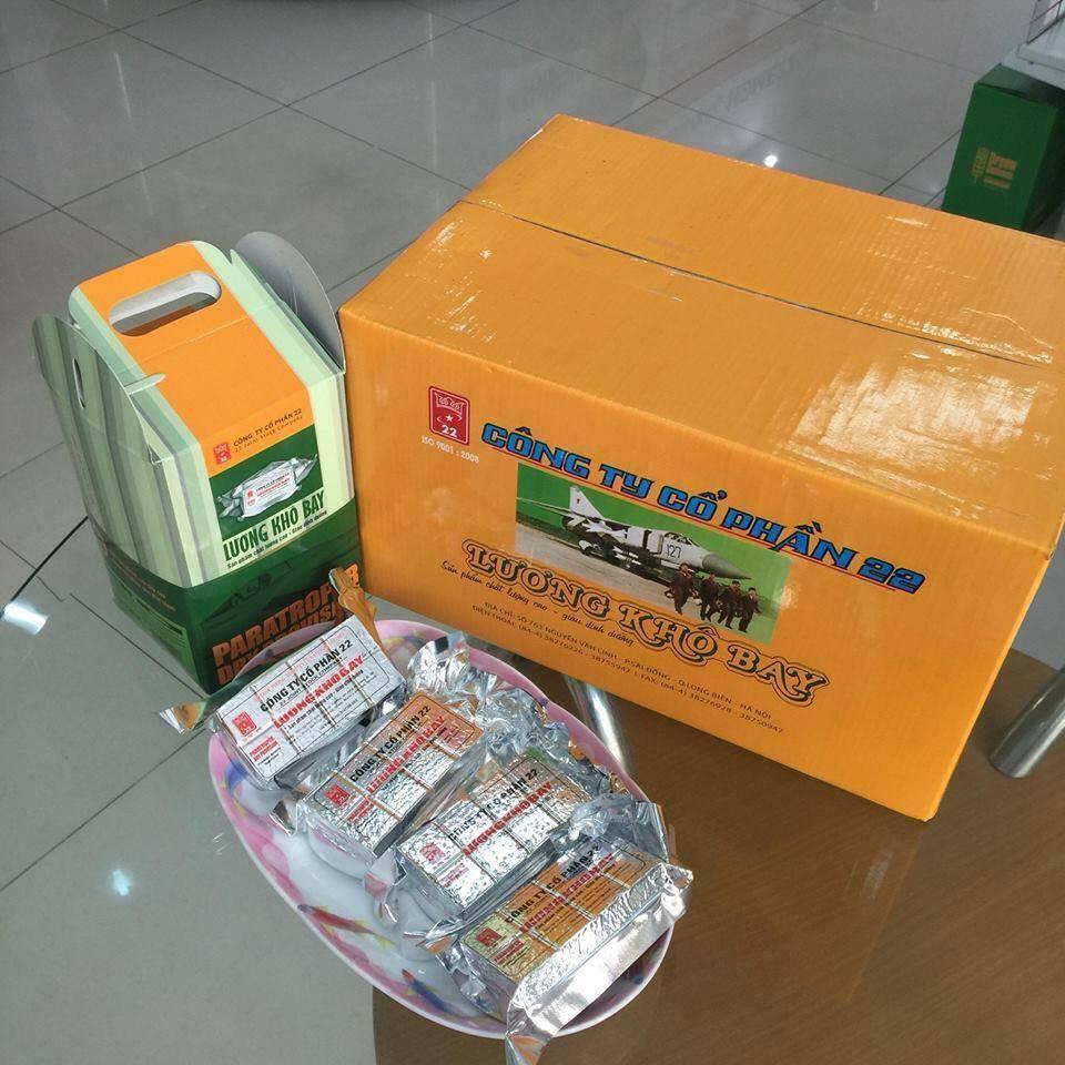 1 thùng 6kg lương khô bay (Hà Nội)