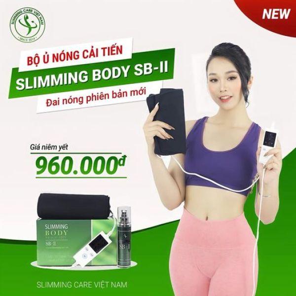 Bộ Ủ Nóng Tan Mỡ Slimming Body cao cấp