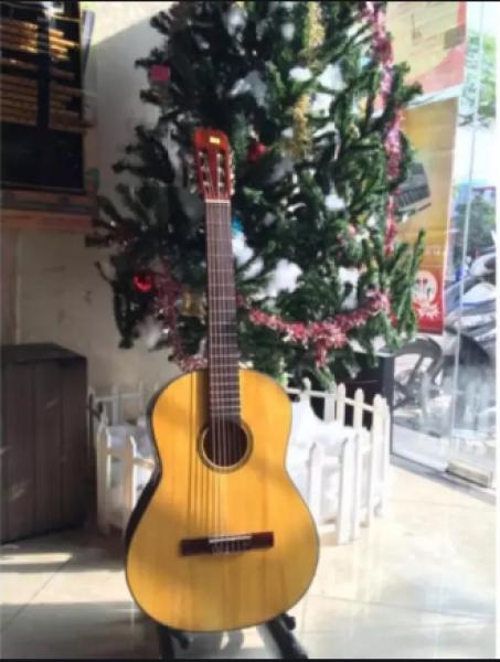 Đàn Guitar Classic SCG02N + Bộ Phụ Kiện - SOLG