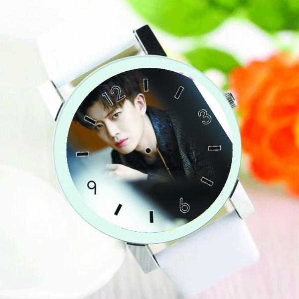 Đồng hồ đeo tay nam nữ IN HÌNH Nhậm Gia Luân phụ kiện thời trang bán chạy