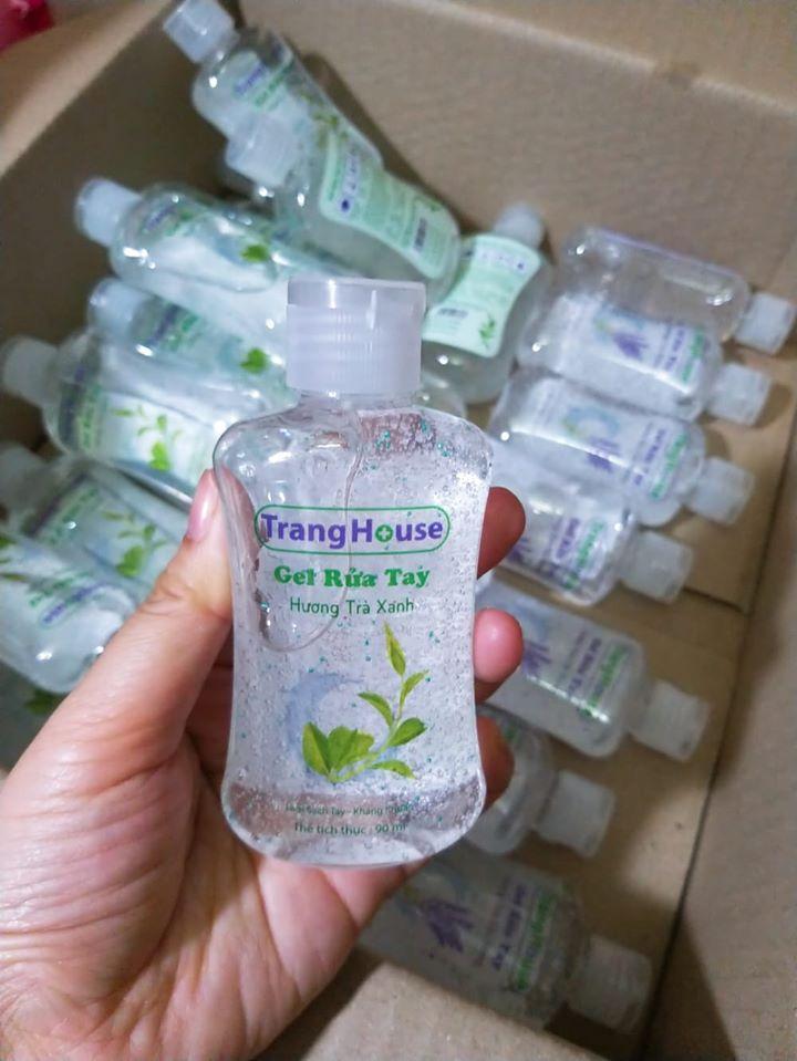 Gel rửa tay diệt khuẩn+ quà