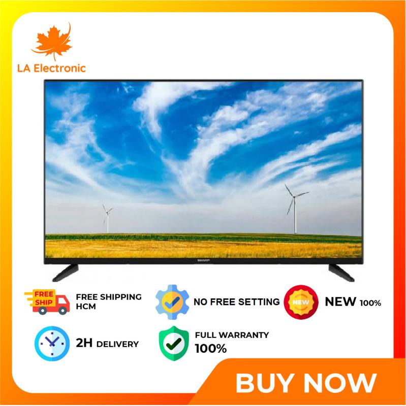 Bảng giá Trả Góp 0% - Smart Tivi Full HD Sharp 40 Inch 2T-C40CE1X Mới 2021 - Miễn phí vận chuyển HCM
