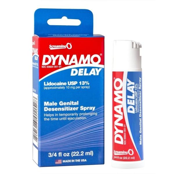 Chai xịt Dynamo delay kéo dài thời gian quan hệ giá rẻ