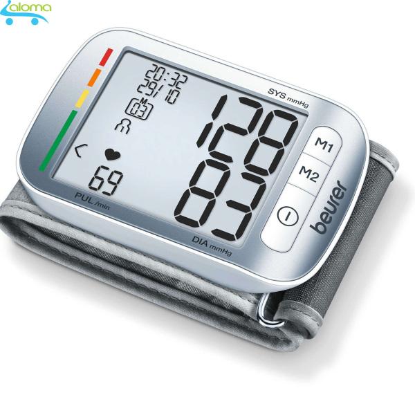 Nơi bán Máy đo huyết áp cổ tay công nghệ mới Beurer BC50 CHLB Đức độ chính xác cao chuẩn Châu Âu và WHO