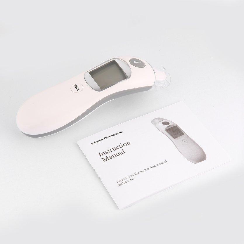 Top Digital IR Termometer Inframerah Non-Kontak Bayi Tubuh Dahi Telinga Suhu 8d4993586e