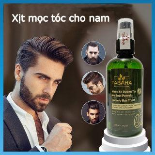 Tinh dầu bưởi xịt dưỡng tóc cho nam giới Tabaha 120ml giúp giảm rụng mọc tóc con thumbnail