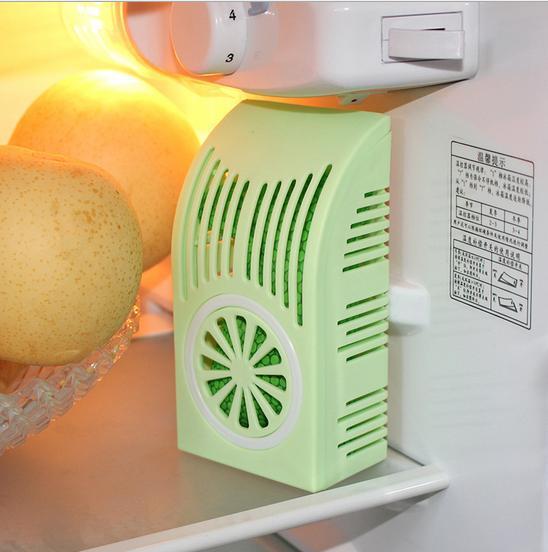 Dụng cụ khử mùi tủ lạnh than hoạt tính