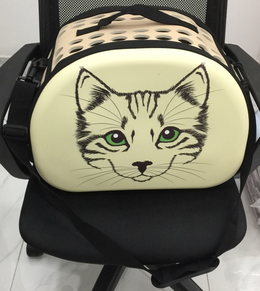 Túi vận chuyển mèo