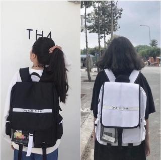 [ Ưu Đãi Khai Trường ] Balo Đi Học , Balo Nữ Đi Học Hàn Quốc ,balo nam đi học phát sáng cao cấp, Cặp học sinh hot trend 2020 thumbnail