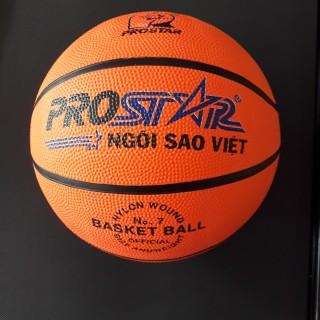 quả bóng rổ prostar số 7, trái banh rổ, bóng rổ cam size 7, có bề mặt sần, ép nổi, quả bóng ngôi sao. phù hợp với nam, nữ và trẻ em trên 10 tuổi dùng để tập luyện và thi đấu thumbnail