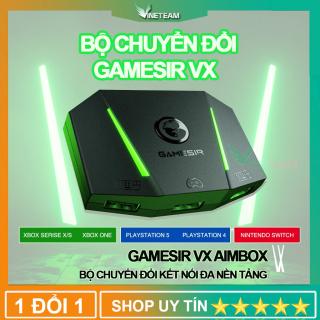 GameSir VX AimBox bộ chuyển đổi bàn phím chuột cho Nintendo Switch PS5 PS4 Xbox Dòng X XBOX One thumbnail