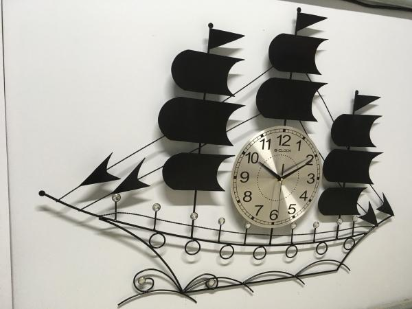 Đồng hồ treo tường thuận buồm xuôi gió 1912B bán chạy
