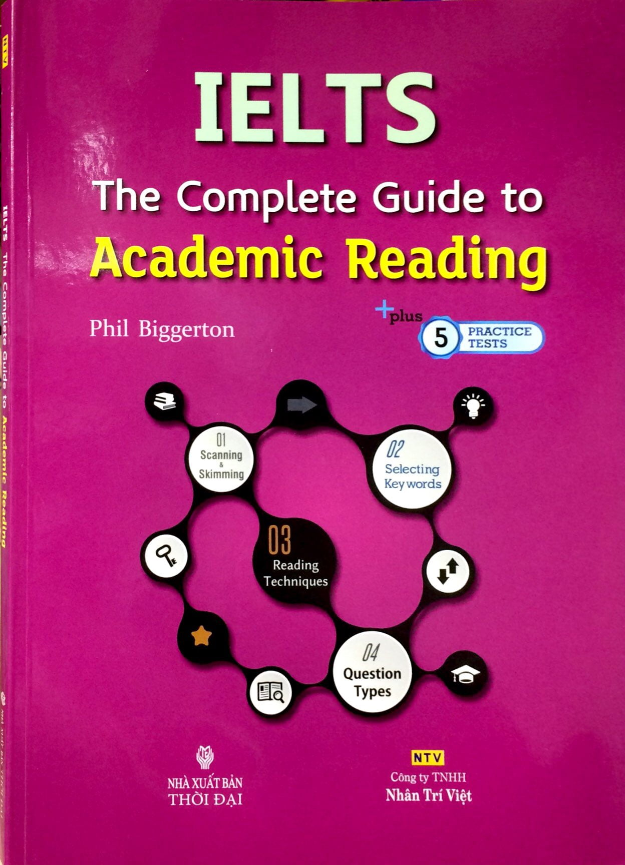 Fahasa - IELTS The Complete Guide To Academic Reading