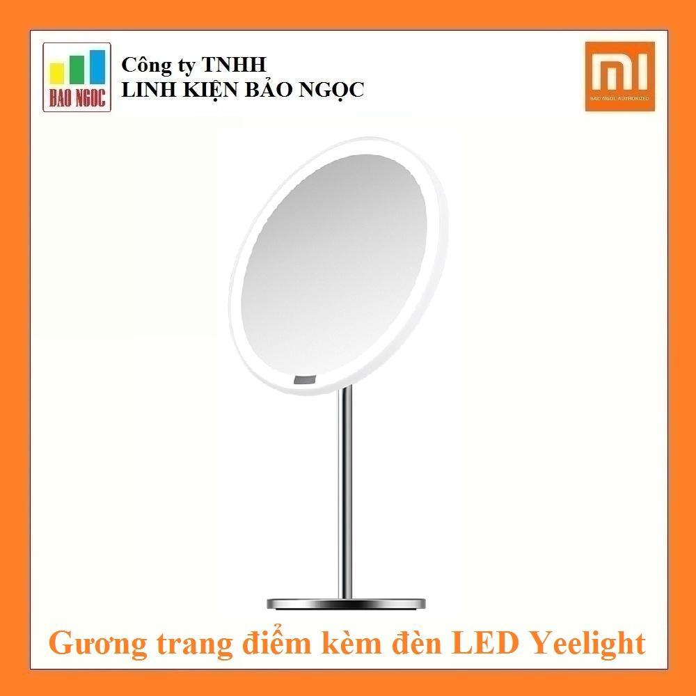 Gương trang điểm kèm đèn LED hồng ngoại Xiaomi Yeelight
