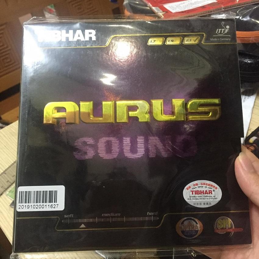 Bảng giá Mặt vợt bóng bàn Tibhar Aurus BB0046