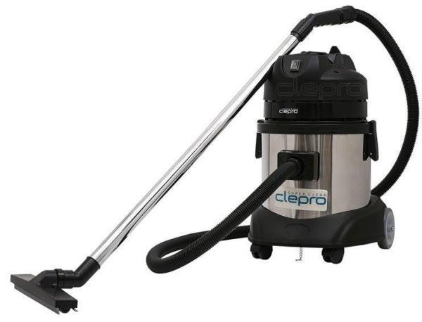 [HCM]Máy hút bụi công nghiệp khô và ướt Clepro S1/15