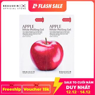 Tẩy da chết SÁNG DA SẠCH MỤN Beauskin Apple White Peeling Mini Size - Hàn Quốc Chính Hãng thumbnail