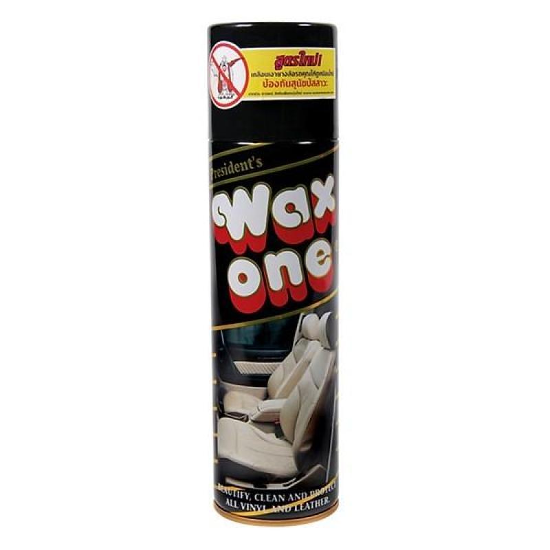 Sơn xịt bóng da Wax One Malaysia