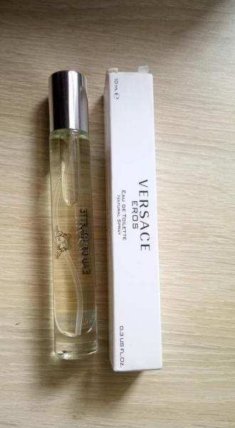 Nước hoa nam Versace Eros Eau De Toilette Natural Spray 10ml