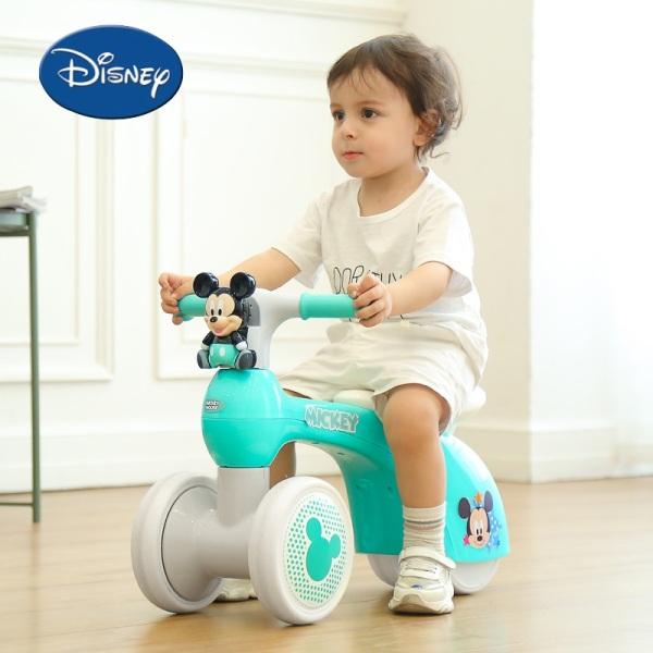 Mua Xe chòi chân vận động Mickey-811 cho bé 2-6 có còi và nhạc vui nhộn (Xanh, Hồng)