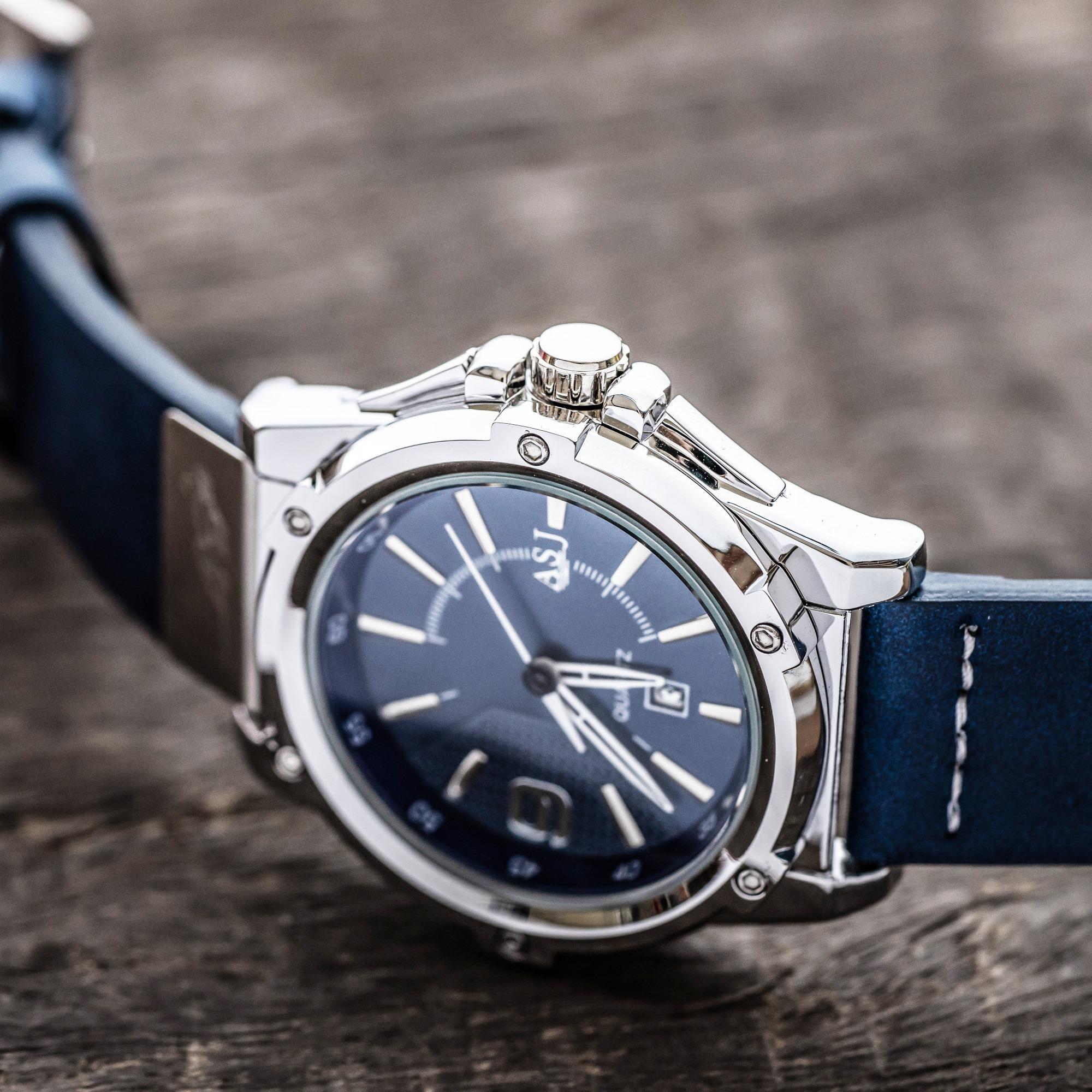 Nơi bán Đồng hồ nam ASJ sport limited  xanh blue