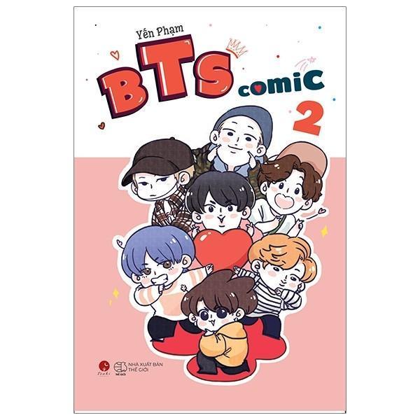Mua BTS Comic 2