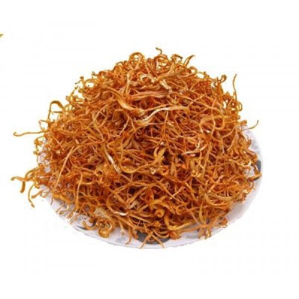 Đông trùng hạ thảo loại đặc biệt giá dùng thử - 10g -  quà tặng cho sức khỏe - nấm đông trùng hạ thảo