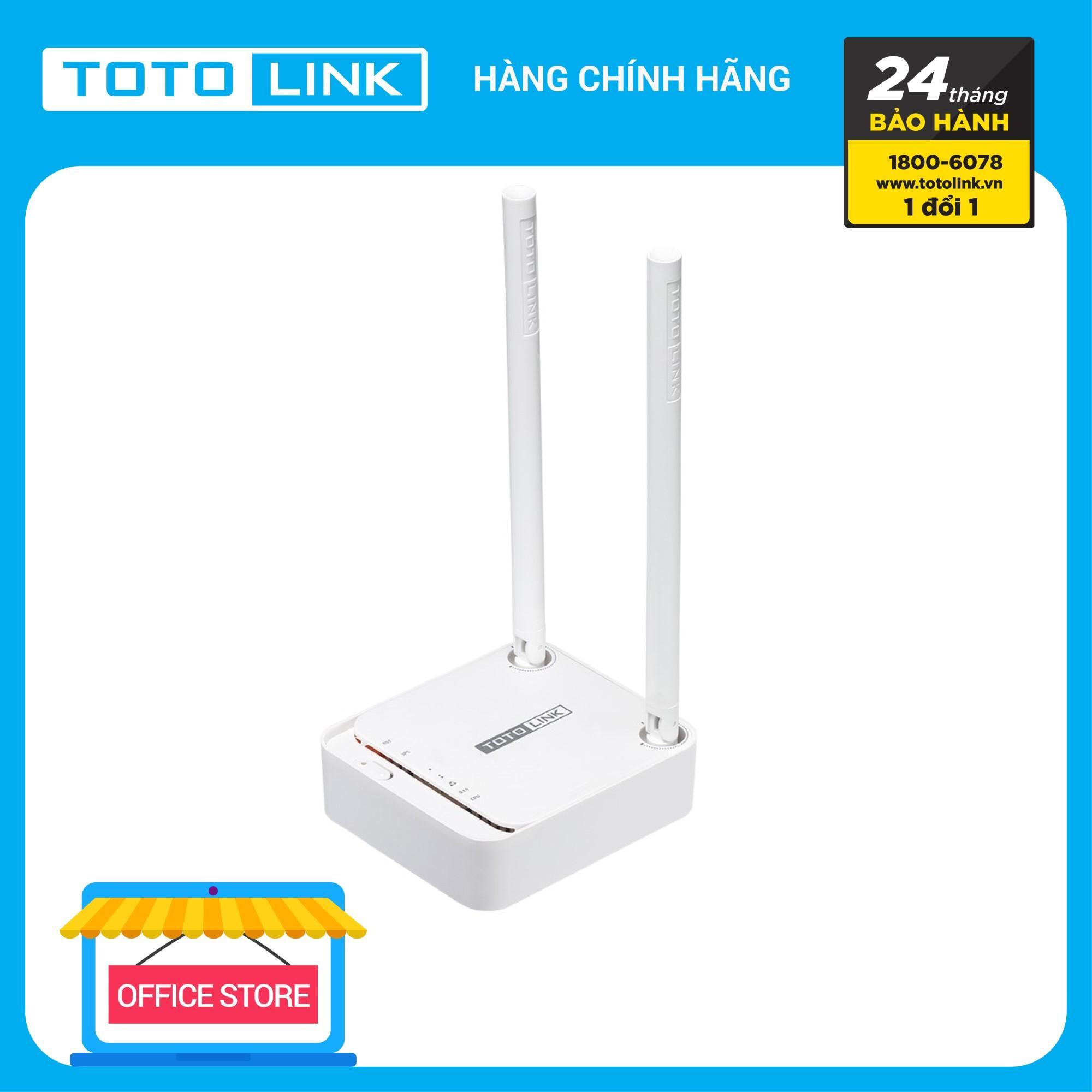 Mini Router Wi-Fi Chuẩn N 300Mpbs -  N200RE-V3 - TOTOLINK Đang Có Giảm Giá