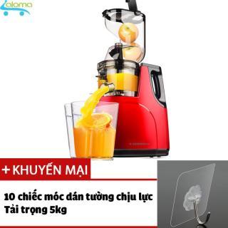 Máy ép hoa quả rau củ tốc độ chậm Hongxin RH-312 lượng nước 95% tặng 10 móc dán tường thumbnail