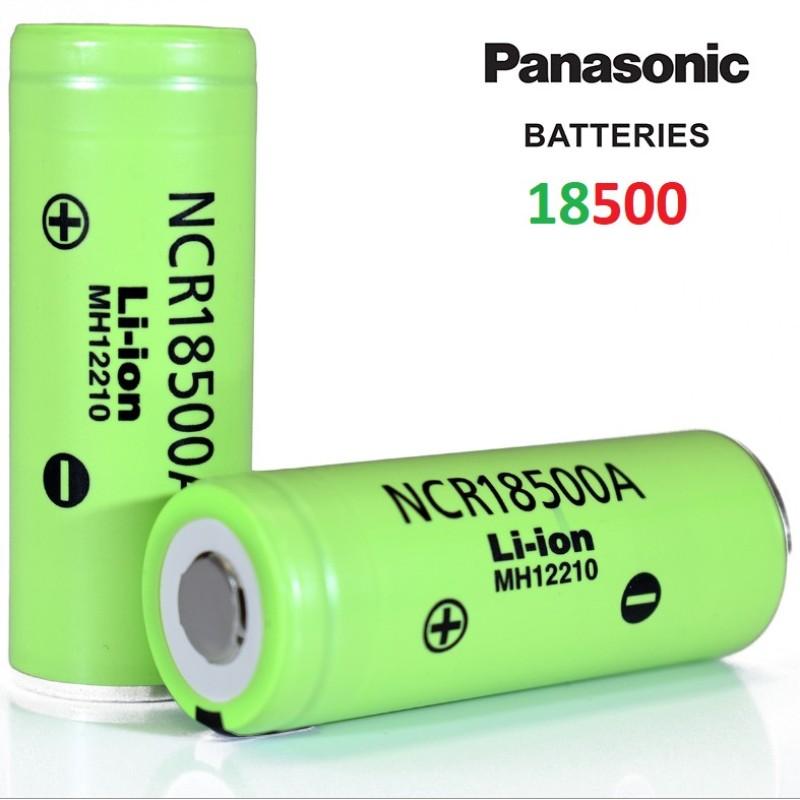 [P26] Pin sạc Panasonic NCR18500A 2040mah 3.6v 18500 Li-ion