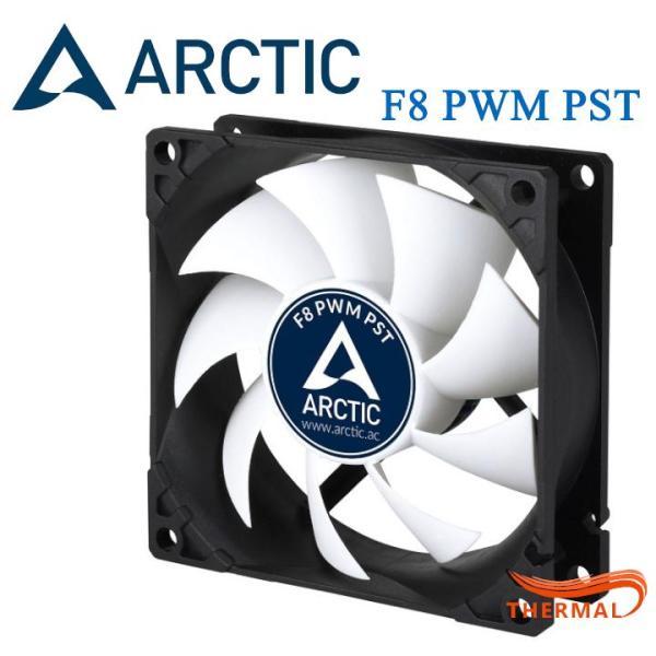 Bảng giá Quạt Fan Case 8cm Arctic F8 PWM PST [ThermalVN] - Quay êm, Sức gió tốt, Tuổi thọ sản phẩm cao, Dây nối PST Phong Vũ