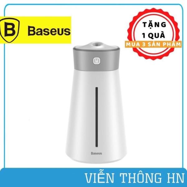 Máy phun sương tạo ẩm lọc không khí baseus - máy khuếch tán tinh dầu dung tích 380ml dùng cho phòng ngủ phòng làm việc - vienthonghn