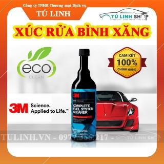 Xúc béc bình xăng, dầu Diesel ô tô 3M Complete Fuel System Cleaner 08813 thumbnail