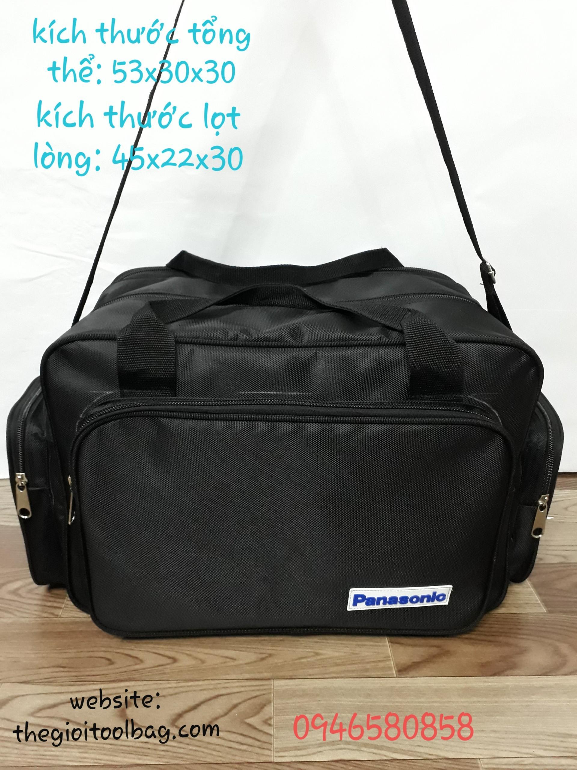Túi đựng đồ nghề PANASONIC size lớn hàng cao cấp