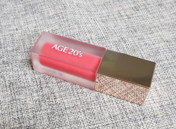Son dưỡng Age 20's Volu Lip Tint Coral Pink 4g tốt nhất