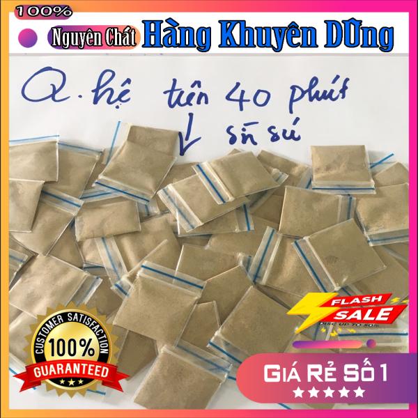 (HOT) Cao Sìn Sú-Bột Thượng Hạng Gói 1g ( 1 Gam) -Dùng 30 Lần  [Hàng Khuyên Dùng] Giao hàng kín đáo cao cấp
