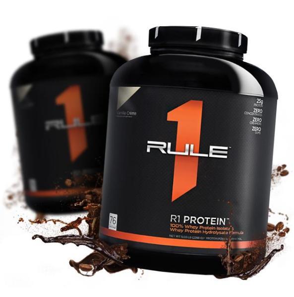 Sữa Dinh Dưỡng Tăng Cơ RULE 1 Protein 5Lbs (2.3 KG) nhập khẩu