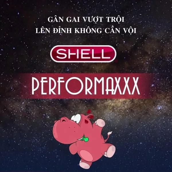 Bao cao su Hàn Quốc Shell Performaxxx 6 in 1