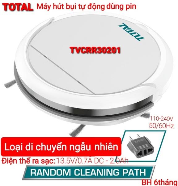 Máy Hút Bụi Tự Động Dùng Pin Total Tvcrr30201