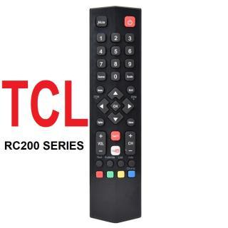Remote điê u khiê n tivi TCL smart RC200 thumbnail
