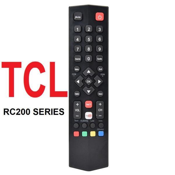 Bảng giá Remote điều khiển tivi TCL smart RC200