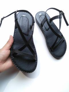 Dép sandal nữ quai ngang dây mảnh siêu đẹp hàng thương hiệu cao cấp Bảo Anh thumbnail