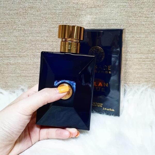 Nước hoa nam Versace Pour Homme Dylan Blue 100