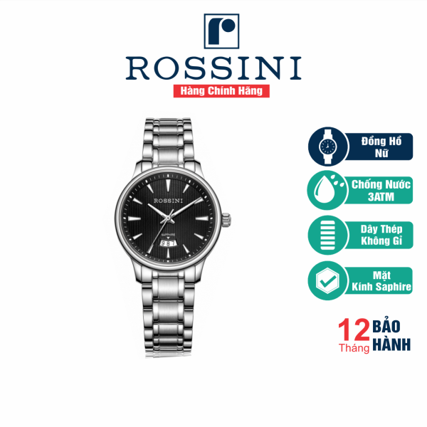 Đồng Hồ Nữ Cao Cấp Rossini - 5888W04B - Hàng Chính Hãng bán chạy