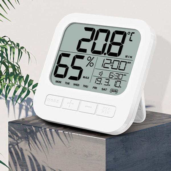 Nhiệt kế điện tử đo nhiệt độ và độ ẩm phòng ngủ cho bé bán chạy