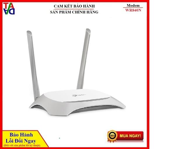 Bảng giá Bộ Định Tuyến Wifi Tốc Độ 300Mbps TP-Link TL-WR840N - Hàng chính hãng - Bảo hành 24 tháng 1 đổi 1 Phong Vũ
